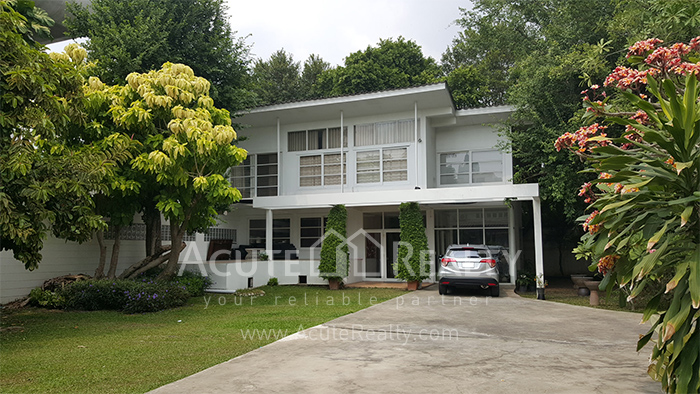 House, Home Office  for sale Sutthisarnvinitchai Rd.(Intamara 3)  image14