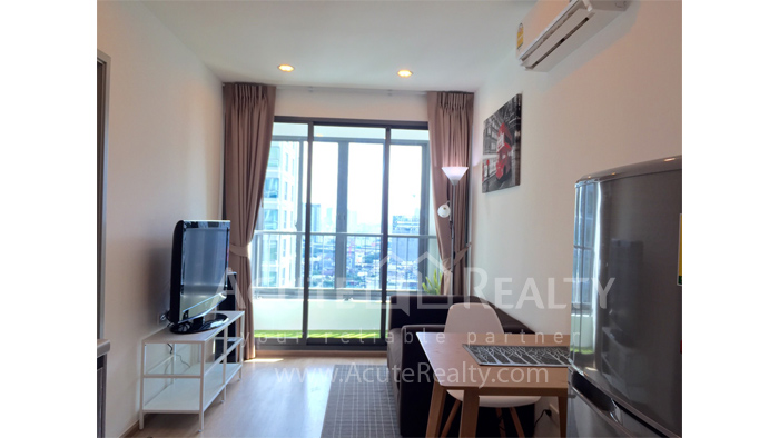 Condominium  for sale & for rent Ideo Wutthakad Ratchada-Thapha Rd. image3