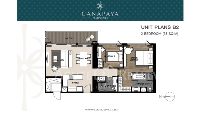 Condominium  for sale Canapaya Residences Rama 3 image4