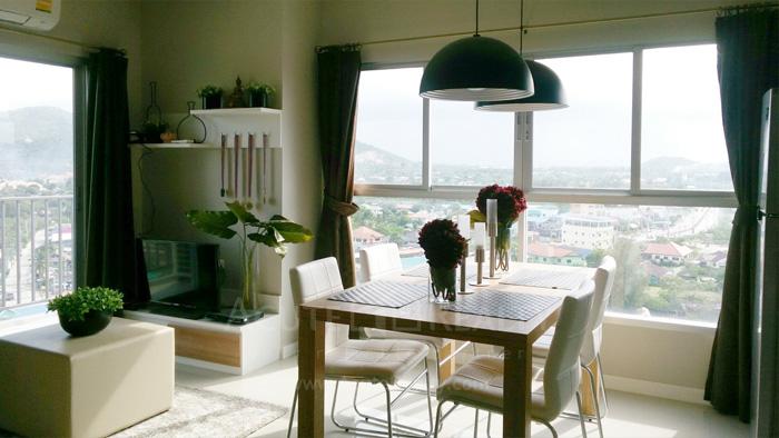 Condominium  for sale & for rent Baan Kiang Fah Hua Hin image6