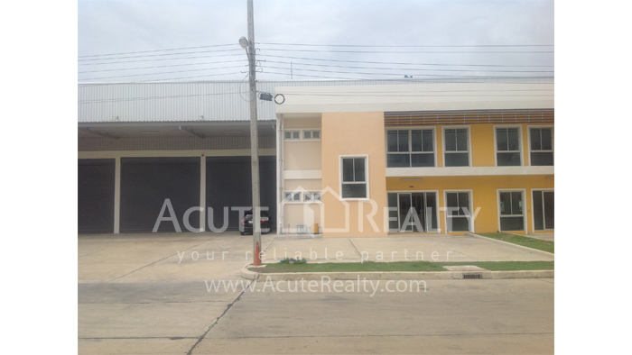 Factory, Warehouse  for rent Bangna Trad km. 23 image0