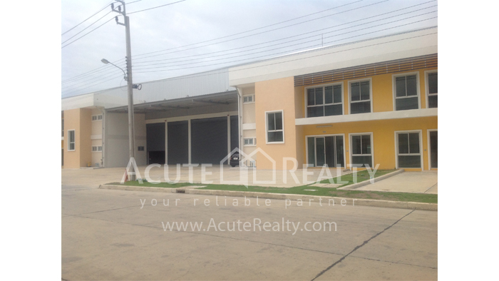 Factory, Warehouse  for rent Bangna Trad km. 23 image4