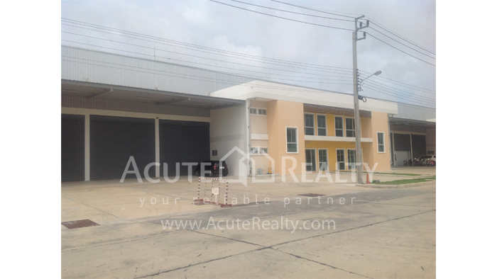 Factory, Warehouse  for rent Bangna Trad km. 23 image5