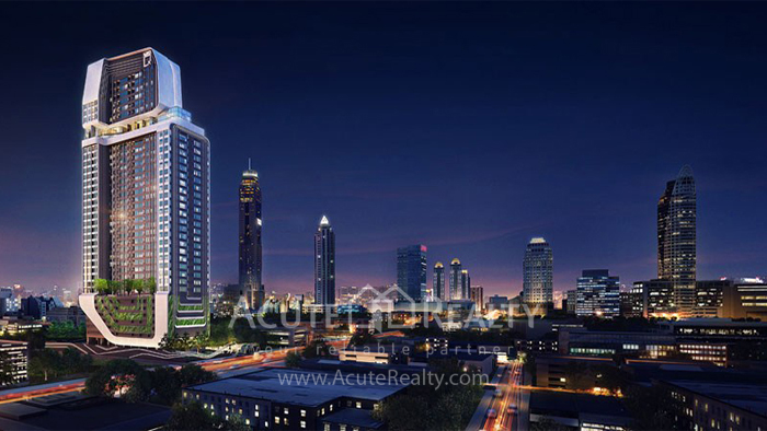 Condominium  for sale Ideo Q Siam-Ratchathewi Ratchathewi image1