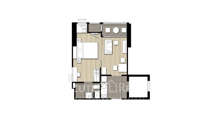 Condominium  for sale Ideo Q Siam-Ratchathewi Ratchathewi image6