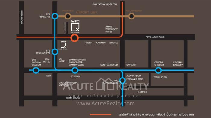 Condominium  for sale Ideo Q Siam-Ratchathewi Ratchathewi image8