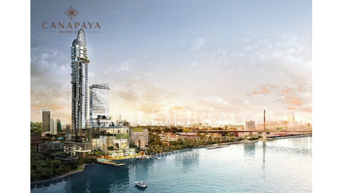 Condominium  for sale Canapaya Residences rama 3 image0