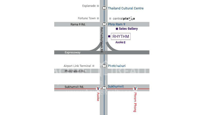 Condominium  for sale Rhythm Asoke II Sukhumvit image7
