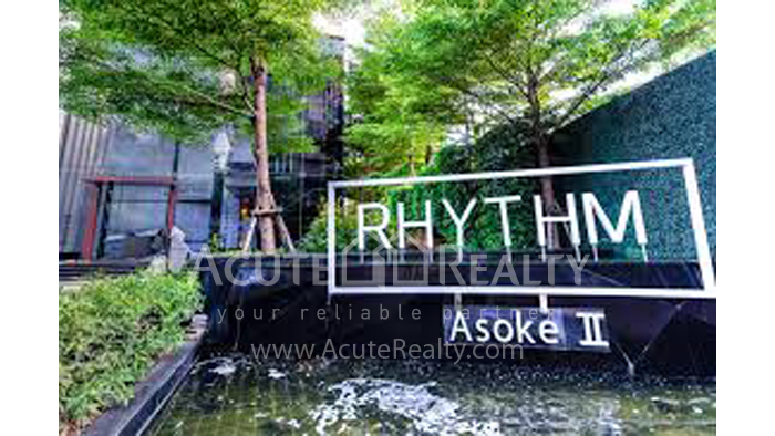 Condominium  for sale Rhythm Asoke II Sukhumvit image8