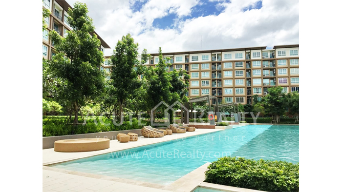 Condominium  for sale & for rent Baan Thew Lom Cha am Cha Am  image0