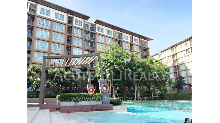 Condominium  for sale & for rent Baan Thew Lom Cha am Cha Am  image1