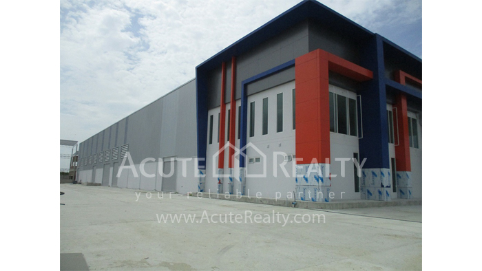 Factory, Warehouse, Office Space  for sale Bangna Trad km.19 image0