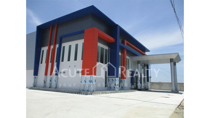 Factory, Warehouse, Office Space  for sale Bangna Trad km.19 image1