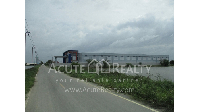 Factory, Warehouse, Office Space  for sale Bangna Trad km.19 image4