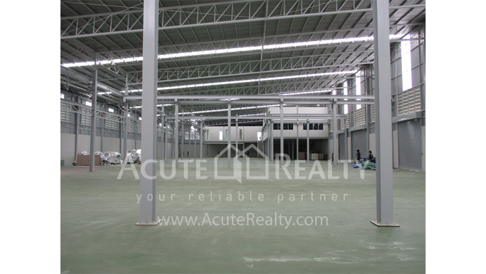 Factory, Warehouse, Office Space  for sale Bangna Trad km.19 image14