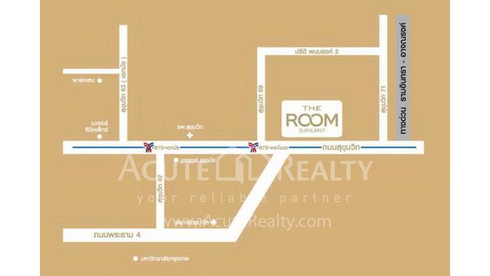 Condominium  for sale & for rent The Room Sukhumvit 69 Sukhumvit 69 image7