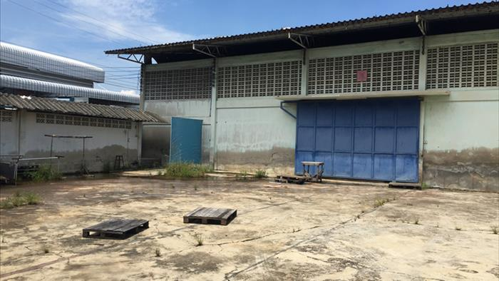 Land, Factory, Warehouse  for sale Suksawat Road image2