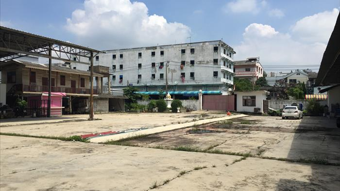 Land, Factory, Warehouse  for sale Suksawat Road image3