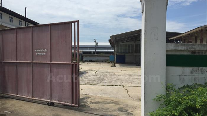 Land, Factory, Warehouse  for sale Suksawat image5
