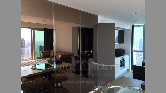 Condominium  for sale & for rent The River Charoennakorn image3