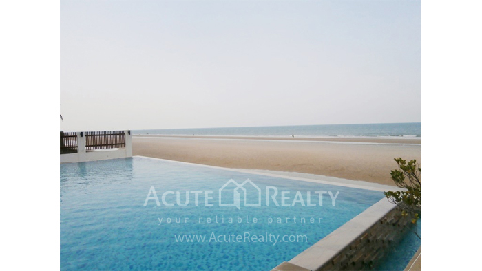Condominium  for sale & for rent Baan Suan Rim Sai Hua Hin image11