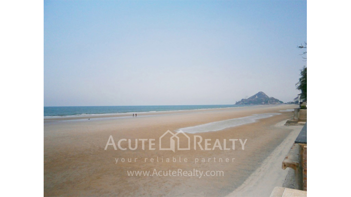 Condominium  for sale & for rent Baan Suan Rim Sai Hua Hin image12
