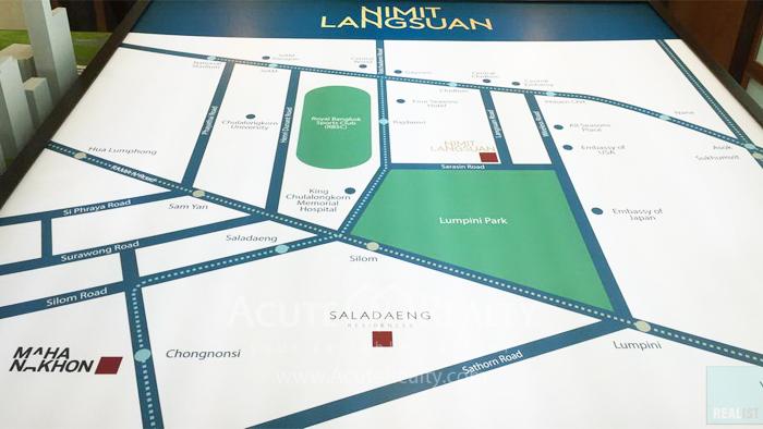公寓  for sale Nimit Langsuan Langsuan image6