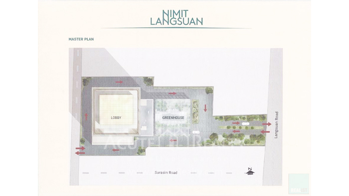 公寓  for sale Nimit Langsuan Langsuan image7