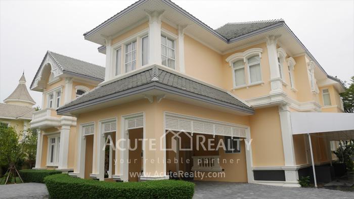 House  for sale Kaset-Nawamin image0