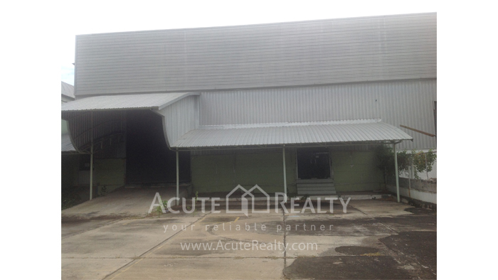 Factory, Warehouse  for sale & for rent Bang Phli Industrial Estate. image1