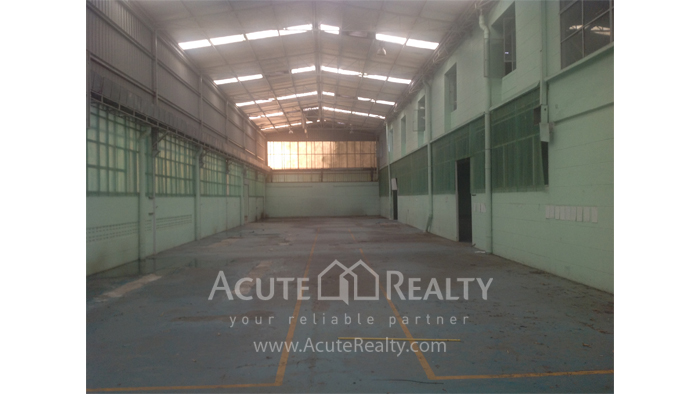 Factory, Warehouse  for sale & for rent Bang Phli Industrial Estate. image3