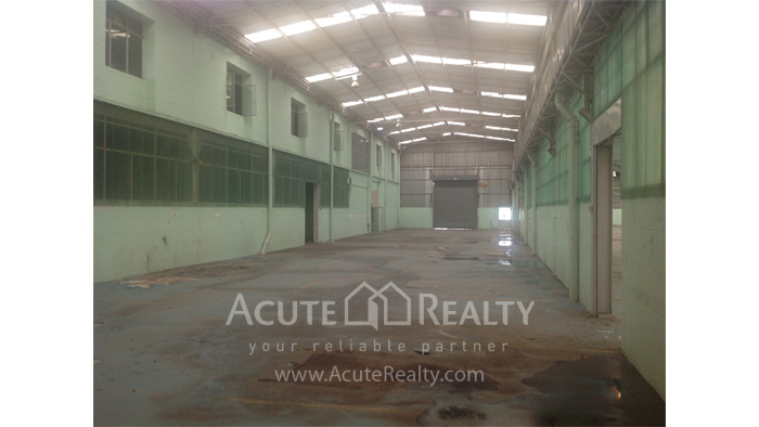Factory, Warehouse  for sale & for rent Bang Phli Industrial Estate. image4