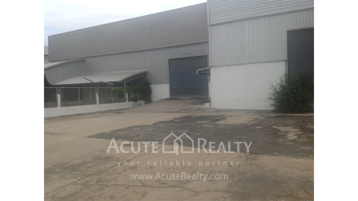 Factory, Warehouse  for sale & for rent Bang Phli Industrial Estate. image11