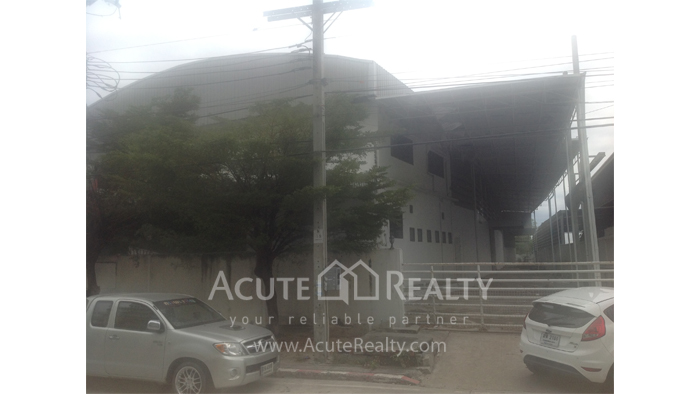 Factory, Warehouse  for sale & for rent Bang Phli Industrial Estate. image21