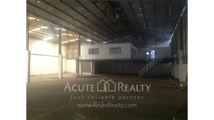 Factory, Warehouse  for sale & for rent Bang Phli Industrial Estate. image23