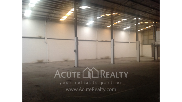 Factory, Warehouse  for sale & for rent Bang Phli Industrial Estate. image24