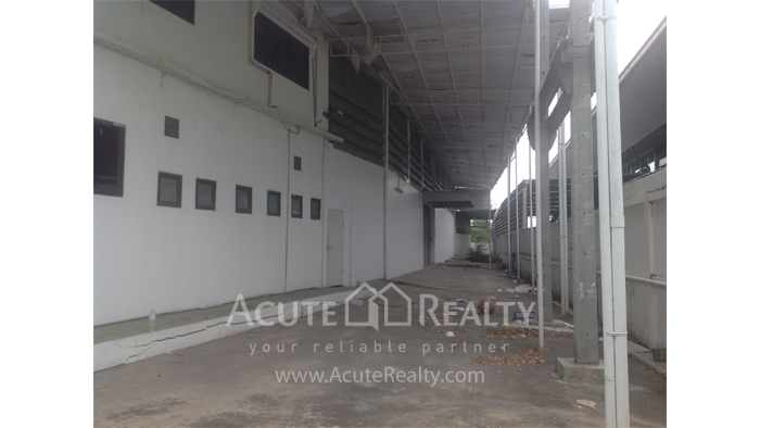 Factory, Warehouse  for sale & for rent Bang Phli Industrial Estate. image25