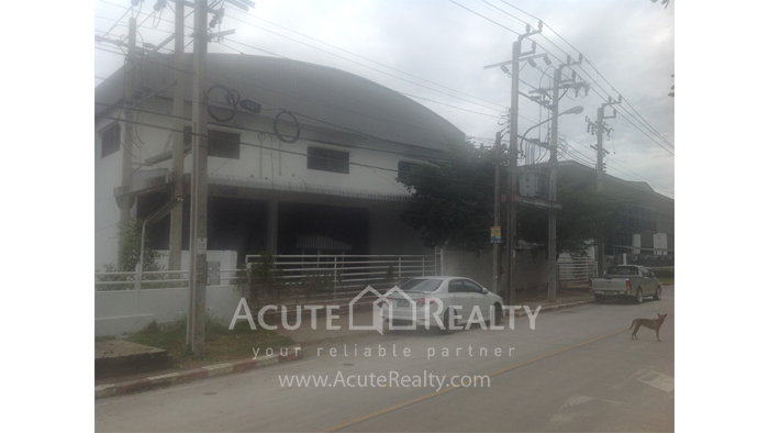 Factory, Warehouse  for sale & for rent Bang Phli Industrial Estate. image35