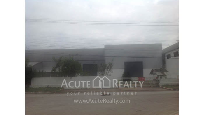 Factory, Warehouse  for sale & for rent Bang Phli Industrial Estate. image40