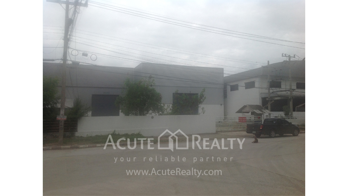Factory, Warehouse  for sale & for rent Bang Phli Industrial Estate. image41