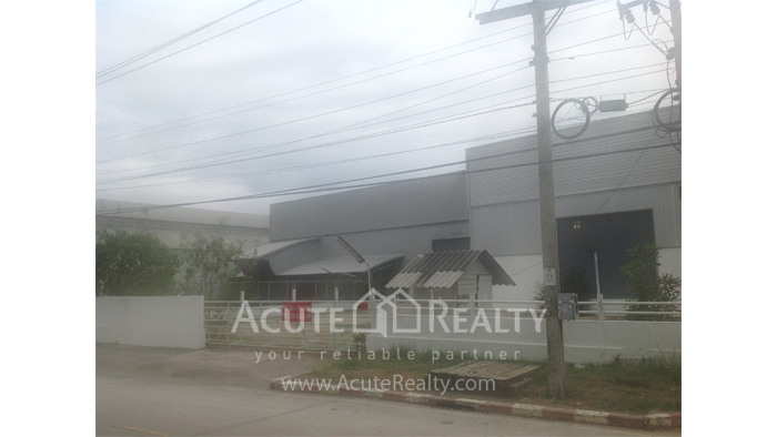 Factory, Warehouse  for sale & for rent Bang Phli Industrial Estate. image42
