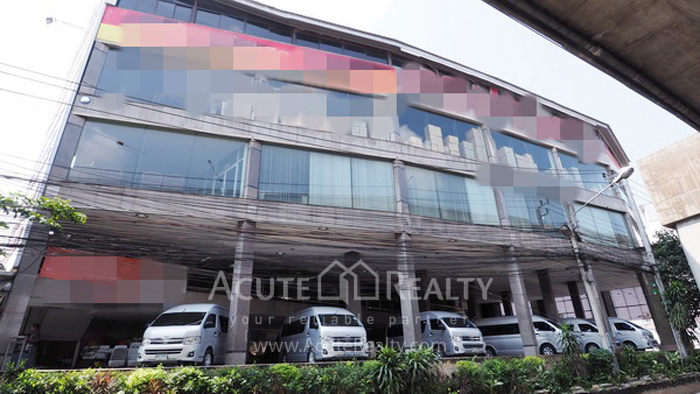 Land, Office Building  for sale On the main Rama 9 Rd. image0