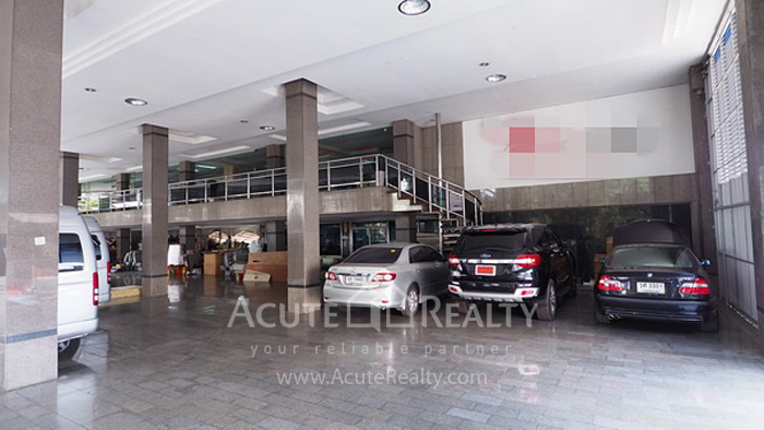 Land, Office Building  for sale On the main Rama 9 Rd. image1