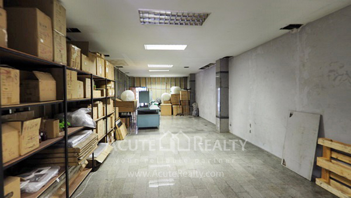 Land, Office Building  for sale On the main Rama 9 Rd. image4