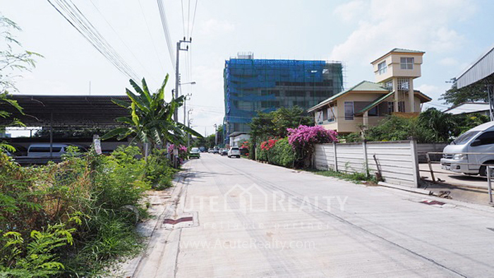 Land, Office Building  for sale On the main Rama 9 Rd. image19