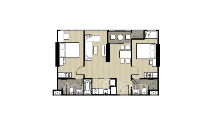 Condominium  for sale & for rent Ideo Q Chula-Samyan Rama 4 image13