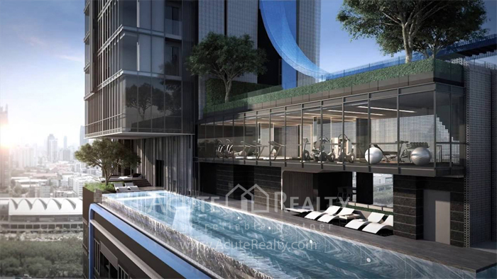 Condominium  for sale THE Line Asoke-Ratchada Asoke-Ratchada image3