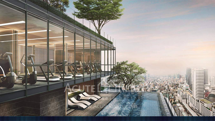 Condominium  for sale THE Line Asoke-Ratchada Asoke-Ratchada image4