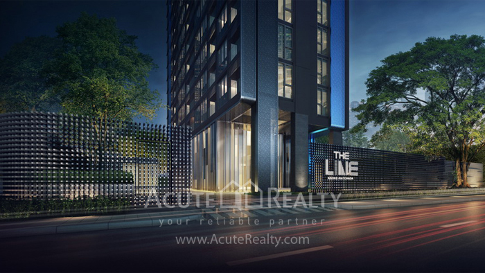 Condominium  for sale THE Line Asoke-Ratchada Asoke-Ratchada image5