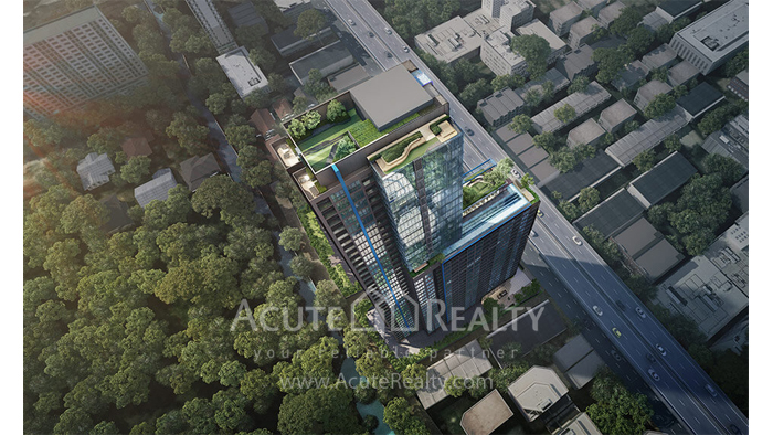 Condominium  for sale THE Line Asoke-Ratchada Asoke-Ratchada image6